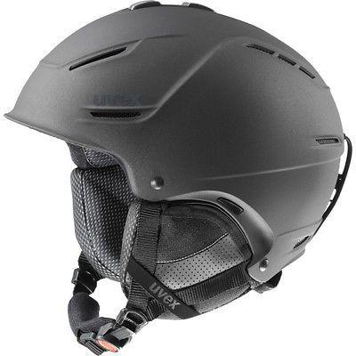Uvex p1us pro unisex #helmet ski - black gun #matte all #sizes,  View more on the LINK: http://www.zeppy.io/product/gb/2/331659082579/