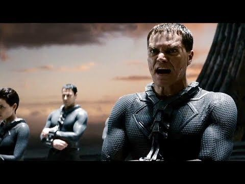 Man Of Steel - Official Trailer 2 [HD]