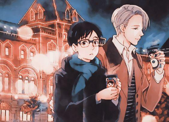 Yûri & Victor <3