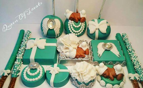 Tiffany theme by Queen of Treats https://www.facebook.com/Queen-Of-Treats-1702590543307999/