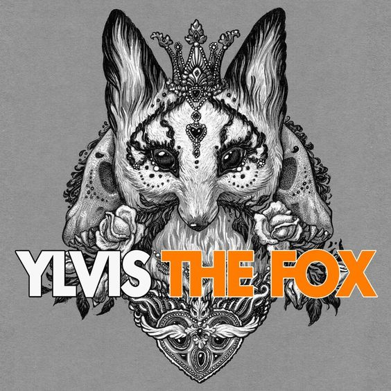 Ylvis – The Fox (What Does the Fox Say?) (single cover art)