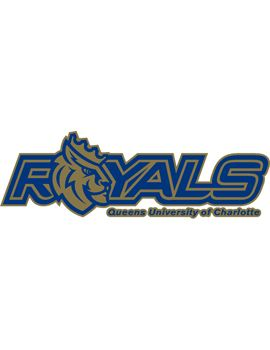 Product Queens University Of Charlotte Royals Decal