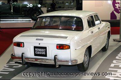 OG | 1963 Renault 8 Landon | Prototype