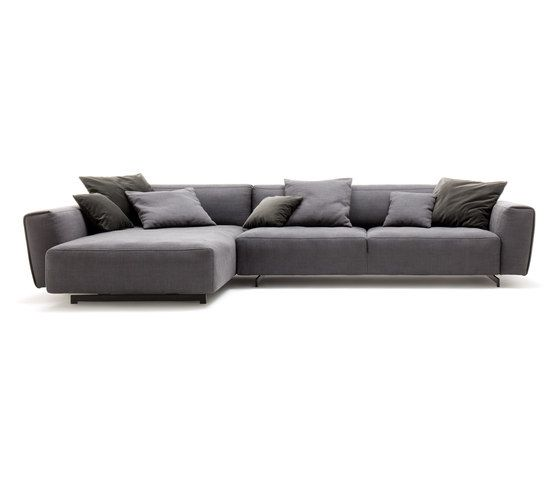 Rolf Benz 550 Teno By Rolf Benz Sofas Sofa Furniture Curved Sofa