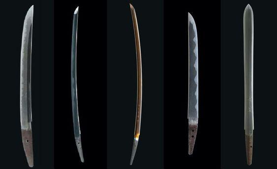 """A posse das """"lâminas malditas"""" forjadas pelo lendário ferreiro Muramasa foi proibida durante o Shogunato Tokugawa."""