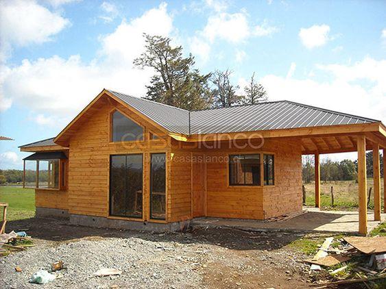 Casas de campo peque as buscar con google casa campo - Casas de madera pequenas ...