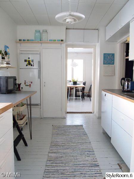 keittiöremontti,keittiö,keittiönsisustus,rintamamiestalo,50 luku  Unelmien k