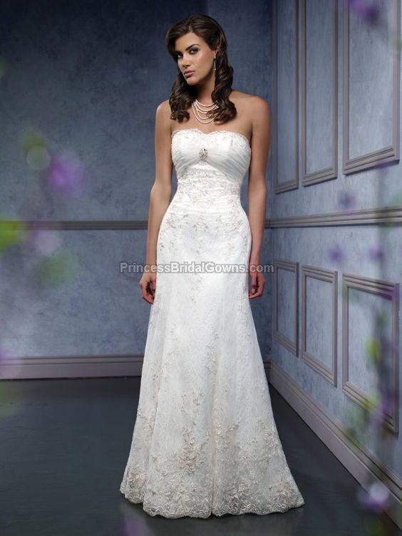 Mia Solano M1191Z - Wedding Dress M1191Z. View more online at www.PrincessBridalGowns.com.