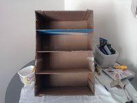 aprendizar.blogspot.com: Meu armarinho de caixa de sapatos...