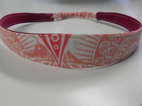 Fabric headband by MaMeva on Etsy, $5.00