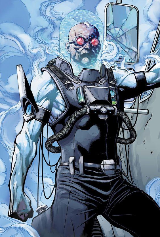 Mr. Freeze!