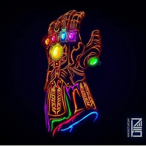 Does Anybody Have A 1920 X 1080 Wallpaper Of This Out Of All Of The Fan Art This Person Has Made Over The Past Fe Marvel Artwork Thanos Marvel Marvel Avengers