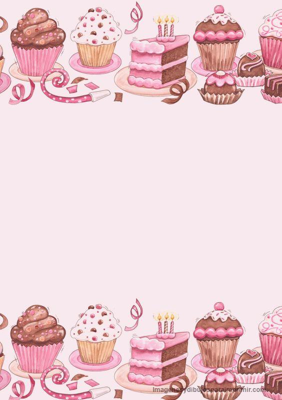 De Papel Decoradas Para Imprimir Imagenes Y Dibujos cakepins.com: