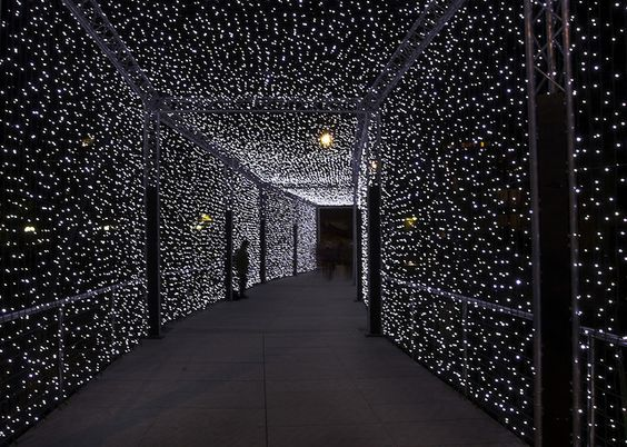 You know how I feel about lights...