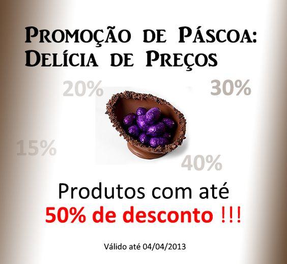 Aproveite a Promoção de Páscoa da Gullis Lingerie!    Produtos com até 50% de Desconto!!!  Não perca esta oportunidade de adquirir lindas peças de lingerie!    Visite agora a nossa loja online: http://www.gullislingerie.com.br/