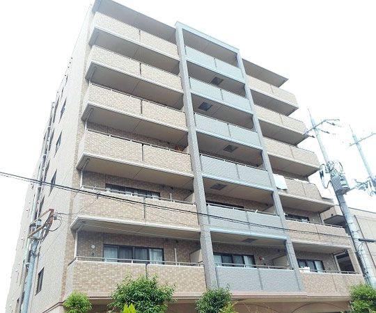 堺市北区 賃貸マンション ボヌールなかもず