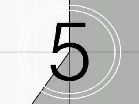 Cuenta Regresiva 8 7 6 5 4 3 2 1 Countdown Youtube Film Countdown Movie Intro Film Countdown Numbers