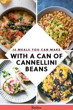 12 Meals You Can Make with a Can of Cannellini Beans