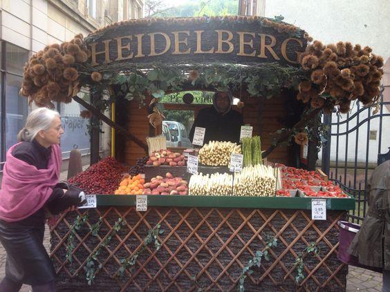 Obs und Gemüses / Frutas y Verduras / Fruits and Vegetables / Heidelberg - Deutschland