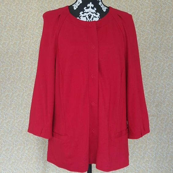 NWT Chico's  Womans Jacket NWT Chico's Traveler Collection Ponte Pearl Jacket Size:3 Chico's Jackets & Coats