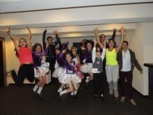 Academia Danzarte   Sueños por el arte sueños por la danza
