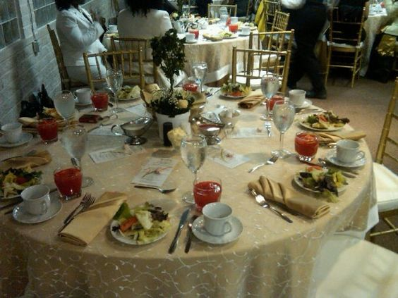 Weddings, Receptions, & Luncheons by Jump the Broom Event Planning 330.577.3271.