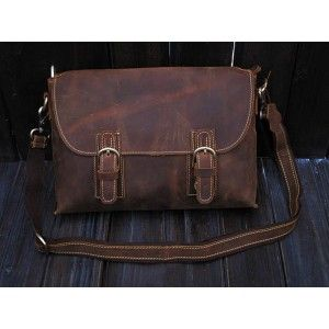 Brown Leather Messenger Bags for Men Click Here to Shop Quality Leather Messenger Bags http://www.tuccipolo.com/for-men/mens-leather-bags