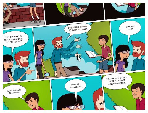 Pixton | Comics | Make a Comic or Storyboard.