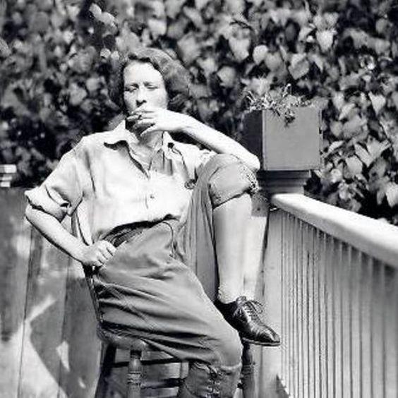 Edna St Vincent Mallay