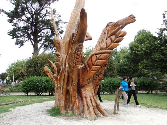 figuras de troncos de arboles