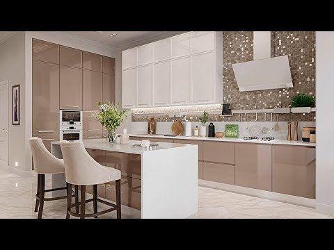 Los últimos diseños de cocina 2019 / Ideas de diseño de ...
