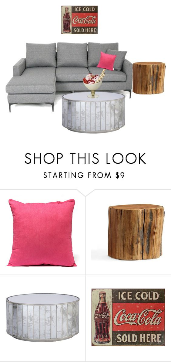 """Amazing"" by mcderr ❤ liked on Polyvore featuring Pottery Barn and Worlds Away"