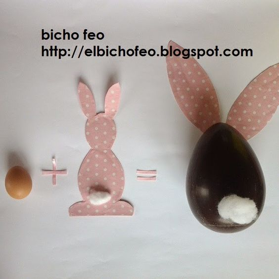 Mangiate uova di Pasqua responsabilmente http://elbichofeo.blogspot.com