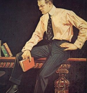 vintage men's clothing ads - Google Search