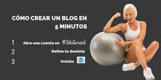 como crear un blog en 5 minutos