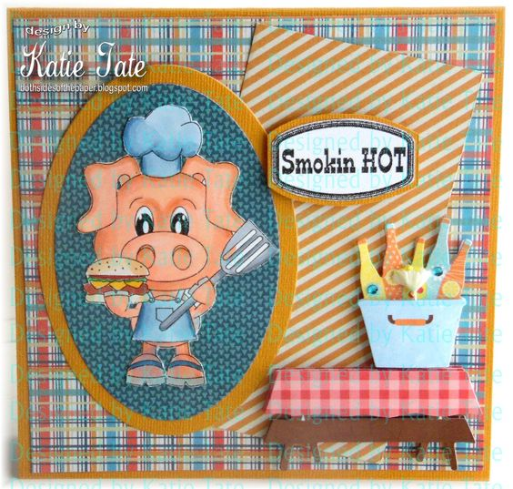 Grilling Percy and Grillin sentiment from www.digitaldelightsbyloubyloo.com