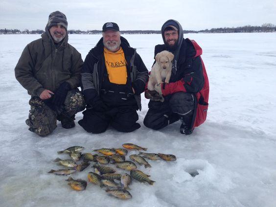 Ice fishing lake michigan and devil on pinterest for Ice fishing michigan