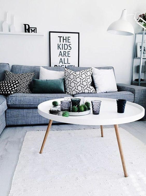 Die 10 schönsten Ideen für ein gemütliches Wohnzimmer