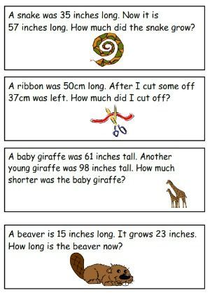 Free measurement worksheets for 2nd graders