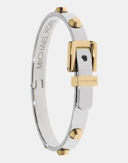 Still a favorite! Michael Kors Buckle Bangle