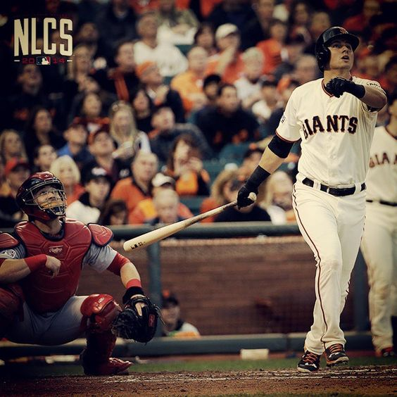 How a Home Run Derby broke out in San Francisco. #NLCS