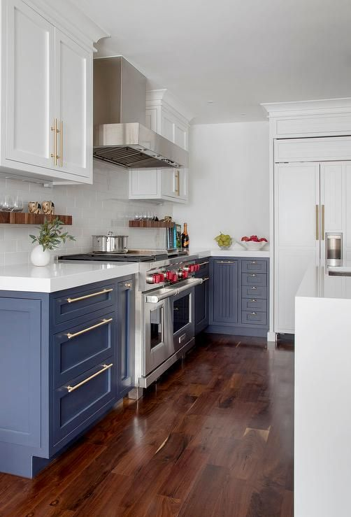 35++ Blue shaker cabinets kitchen model