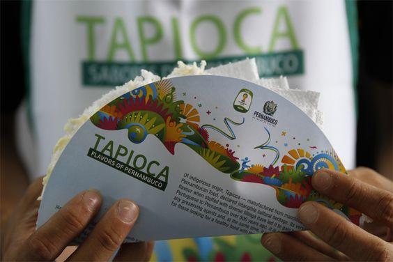 Tapioca FIFA World Cup Brazil 2014
