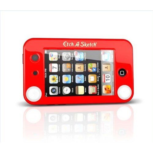 Etch-A-Sketch IPhone Cover: Bringing me back