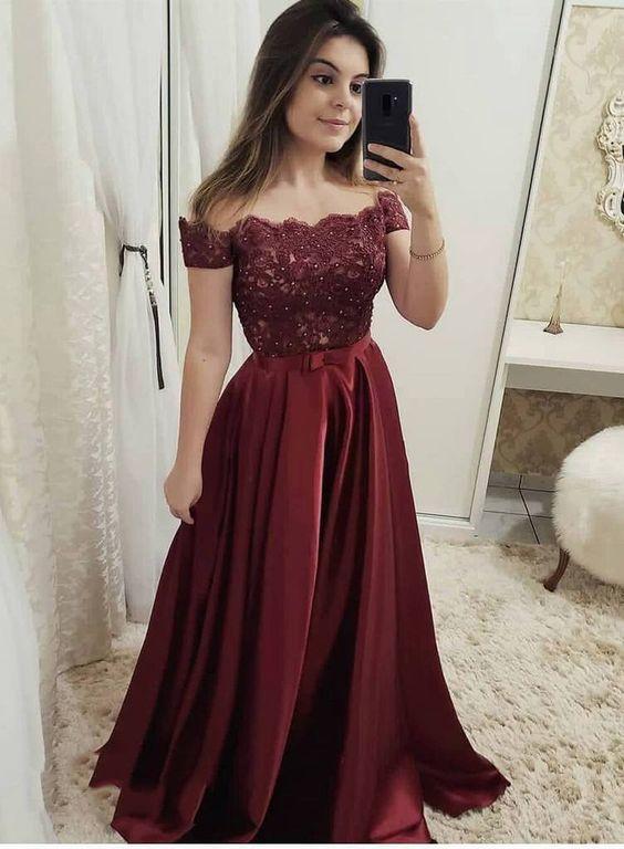 modelos de vestido de formatura perfeito