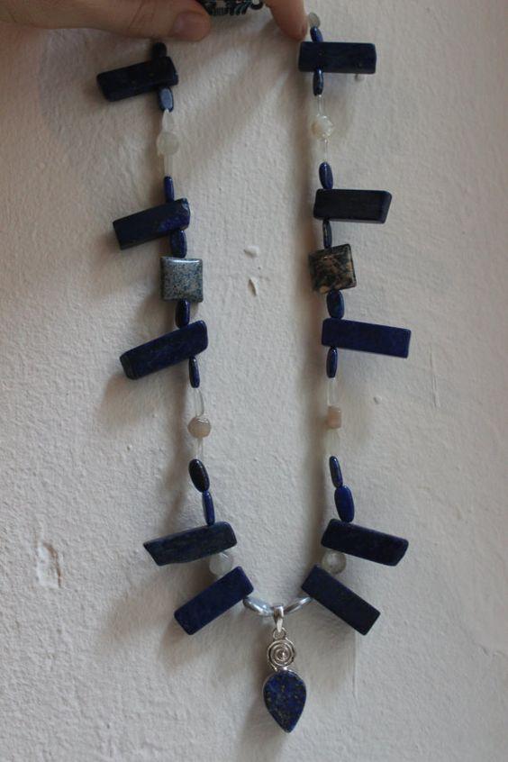 Christmas Sale Mother Goddess Necklace by ElayaMagic on Etsy