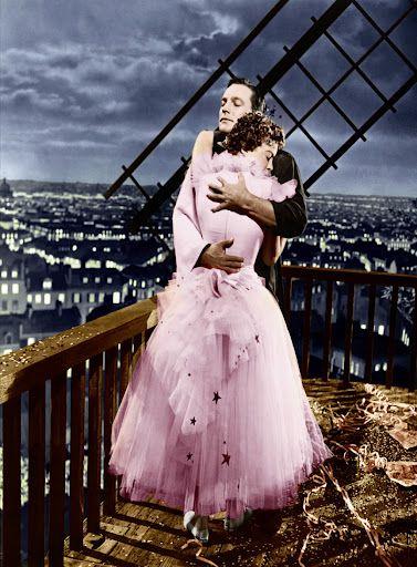 Gene Kelly & Leslie Caron - An american in Paris (Vincente Minnelli, 1951)