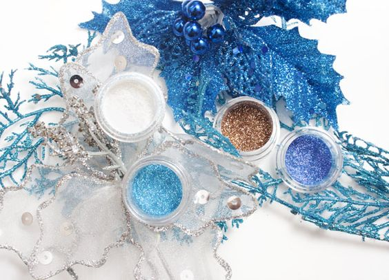 top 10 glitter/shimmer products