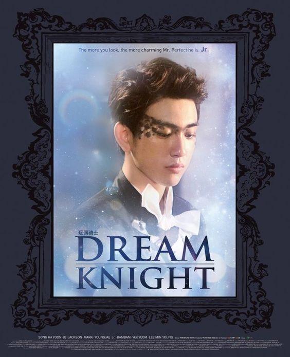GOT7 Dream Knight Jr.