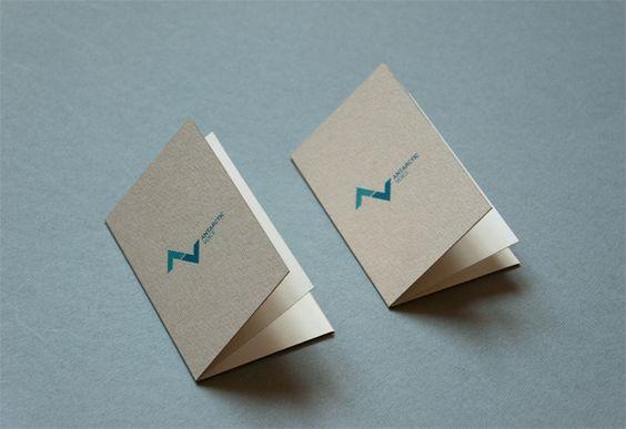 logo generatif identity paper print